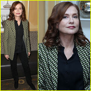 Isabelle Huppert on 'Elle': 'I Think It's a Difficult Film to Watch for Everybody'