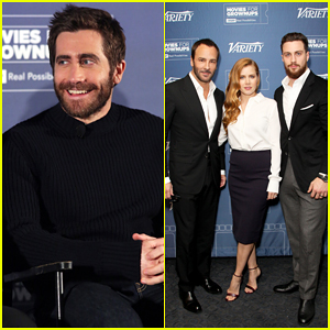 Jake Gyllenhaal & Amy Adams Were Convinced By Tom Ford's 'Nocturnal Animals' Screenplay To Star In The Film