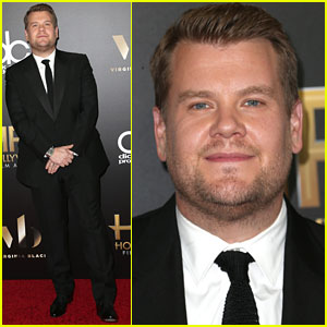James Corden Brings the Funny in Hollywood Film Awards 2016 Opening Monologue