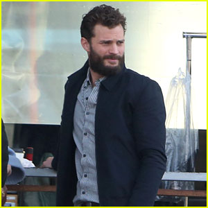 Jamie Dornan Begins Filming 'Untogether' - First Set Photos!
