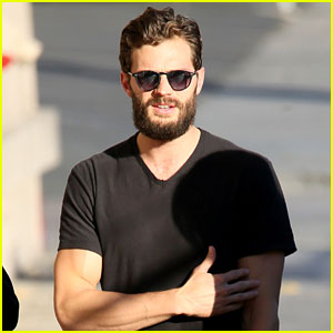 Jamie Dornan Hits the Promo Trail After 'The Fall' Finale Airs