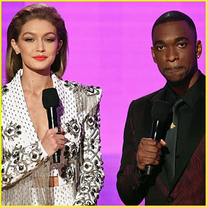 Gigi Hadid's AMAs Co-Host Jay Pharoah Defends Melania Trump Impression