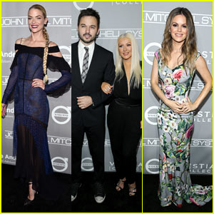Jaime King, Christina Aguilera, & Rachel Bilson Attend the Baby2Baby Gala!