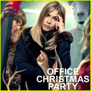 Jennifer Aniston's 'Office Christmas Party' Gets Funny New Trailer - Watch Now!