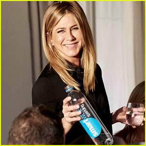 Jennifer Aniston Stars in Behind-the-Scenes Smartwater Campaign Photo Shoot!