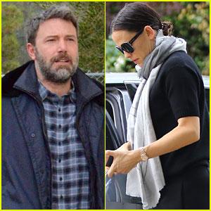 Jennifer Garner & Ben Affleck Wrap Thanksgiving Weekend with Their Kids