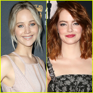Jennifer Lawrence & Emma Stone Texted Every Day For a Year!