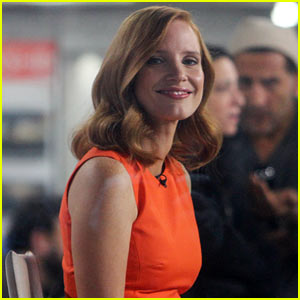 Jessica Chastain Dishes on Getting Into Character for 'Miss Sloane'