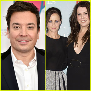 VIDEO: Jimmy Fallon Loves 'Gilmore Girls,' Reveals 4 Favorite Characters