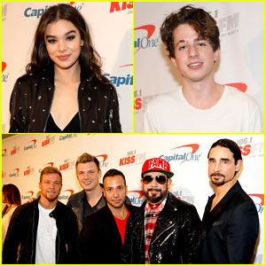 Jingle Ball 2016 Tour Kicks Off in Texas with Hailee Steinfeld, Backstreet Boys, & More!