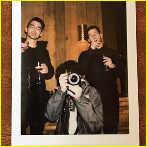 Nick & Joe Jonas Take Younger Brother Frankie Skiing After Marijuana Citation