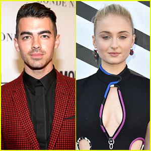 Joe Jonas & Sophie Turner Hold a Fan's Baby After Their Wedding Date!
