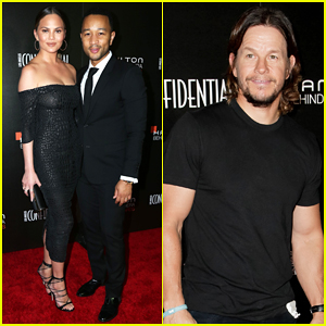 John Legend, Chrissy Teigen & Mark Wahlberg Help Honor Off-Screen Heroes At 2016 Hamilton Awards!