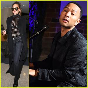 John Legend Teams Up with Chance the Rapper On 'Penthouse Floor' - Stream & Lyrics!
