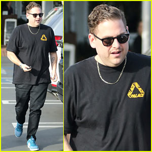 Jonah Hill Slims Down to Prepare for Upcoming Projects