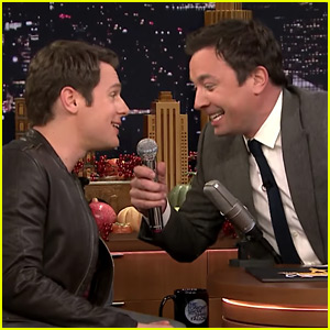 VIDEO: Jonathan Groff Sings Hamilton's 'You'll Be Back' with Jimmy Fallon!