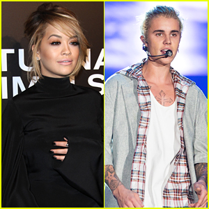 Justin Bieber Gets Support From Rita Ora Over Recent Fan Incident