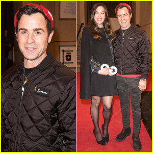 Justin Theroux Joins 'Leftovers' Co-Star Liv Tyler At GQ Men of the Year Awards 2016 After Party!