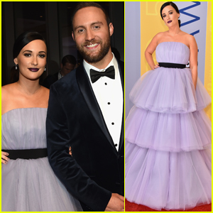 Kacey Musgraves & Ruston Kelly Couple Up at CMA Awards 2016!
