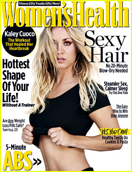 Kaley Cuoco Talks Candidly About Plastic Surgery Work She's Had Done