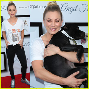 Kaley Cuoco Misses Her 'Sweet' Boyfriend Karl Cook