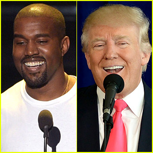 VIDEO: Kanye West Would Have Voted for Trump, If He Voted