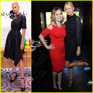 Karolina Kurkova Gives Deserving Boston Wife A 'Style Code Live' Makeover!