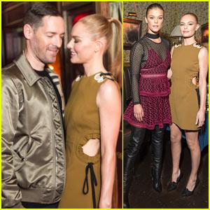 Kate Bosworth & Nina Agdal Celebrate Dia de los Muertos with Jose Cuervo Tradicional's New Tequila Bottle!