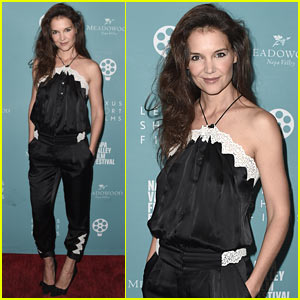 Katie Holmes Makes Her Directorial Debut with 'All We Had'!