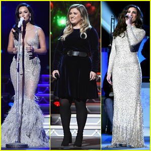 Kelly Clarkson Kelsea Ballerini Amp Idina Menzel Represent
