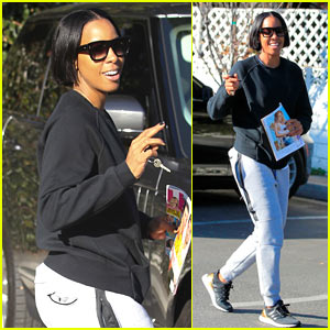 Kelly Rowland Spent Thanksgiving with Beyonce's Mom Tina!