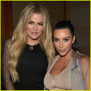 Kim Kardashian's Butt Is Held By Khloe for '032c' Photo Shoot!