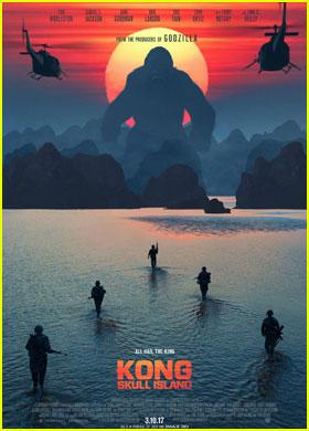 VIDEO: Tom Hiddleston Helps Debut 'Kong: Skull Island' Trailer
