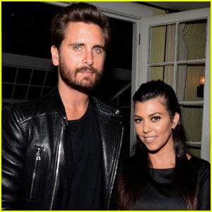 Kourtney Kardashian & Scott Disick Are Living Together Again - Report