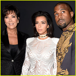 Kris Jenner Provides Update on Kim Kardashian & Kanye West Before Hospitalization