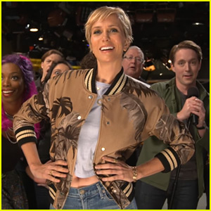 VIDEO: Kristen Wiig Does the Mannequin Challenge in 'SNL' Promo!
