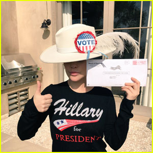 Lady Gaga & More Celebs React to Hillary Clinton Being Cleared of Email Wrongdoing (Again)