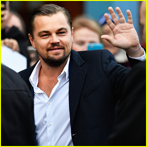 Leonardo DiCaprio Gets Warm Edinburgh Welcome, Calls Donald Trump Election Win A 'Shock'