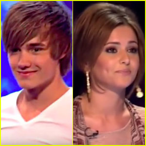 VIDEO: Remember When Liam Payne Auditioned For Pregnant Girlfriend Cheryl Cole on 'The X Factor?