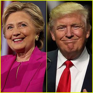 VIDEO: Live Stream Presidential Election Results - Clinton vs Trump 2016