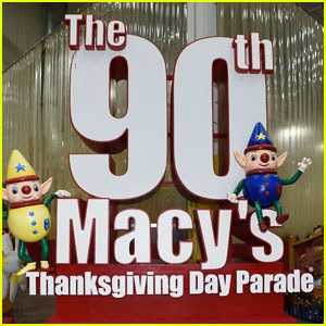 What Time Does The Macy's Thanksgiving Parade 2016 Start?