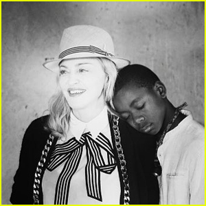 Madonna Celebrates Thanksgiving With Her Children Following Rocco's Arrest