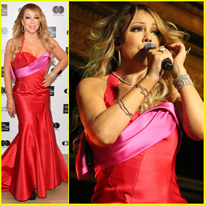 Mariah Carey Hits The Stage For First Time Since Split From James Packer!