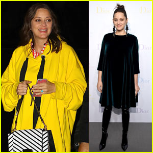 Marion Cotillard Brightens Up the Streets of NYC!