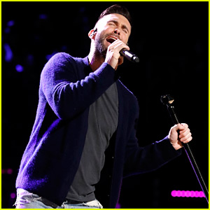 VIDEO: Adam Levine Performs 'Don't Wanna Know' Live with Maroon 5 on 'The Voice'