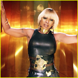 Mary J. Blige Debuts Emotional 'Thick Of It' Music Video!
