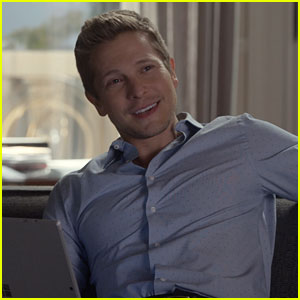 Gilmore Girls' Matt Czuchry Reacts to Those Shocking Last Four Words!