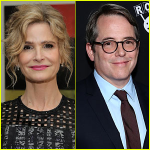 VIDEO: Matthew Broderick & Kyra Sedgwick Reveal They Dated in High School
