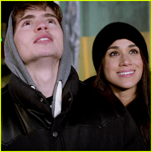 Meghan Markle & Gregg Sulkin Debut New 'Anti-Social: Special Edition' Trailer