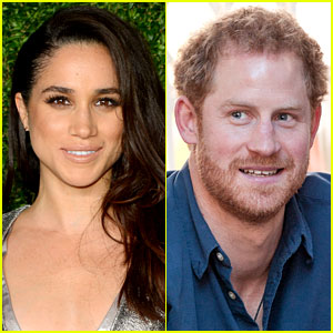 Meghan Markle Is Staying with Prince Harry at Kensington Palace